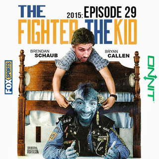 Drastic Grafix TFATK Fighter and the Kid graphics podcast