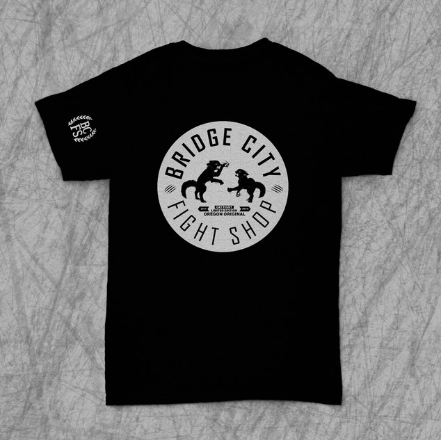 Bridge City Drastic Grafix Apparel Design tshirt