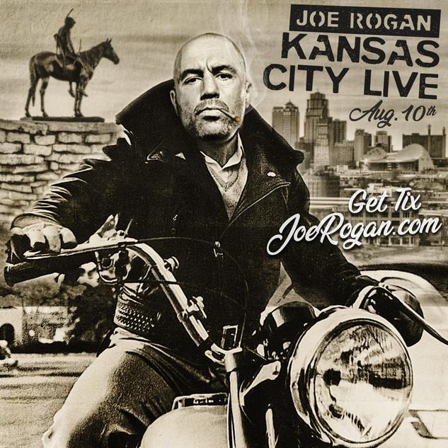 Drastic Grafix Joe Rogan Graphic Designer
