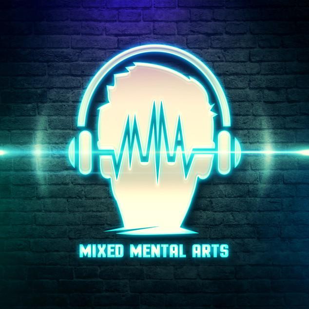 Bryan Callen Drastic Grafix Graphic Design Logo mixed mental arts