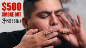The $500 Smoke Out