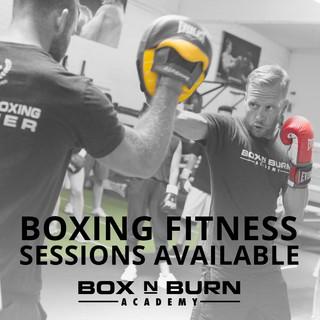 Box 'n burn Drastic Grafix boxing graphics