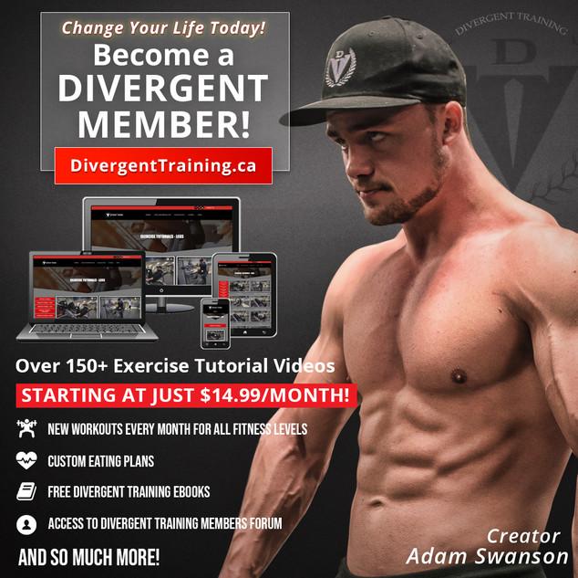 Print Advertising Design Fitness Branding fitness