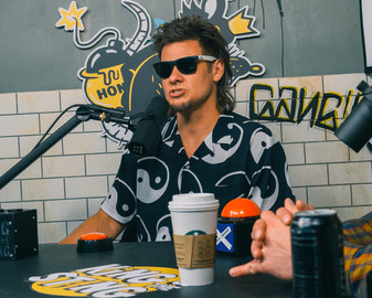 Theo Von, King and the Sting podcast