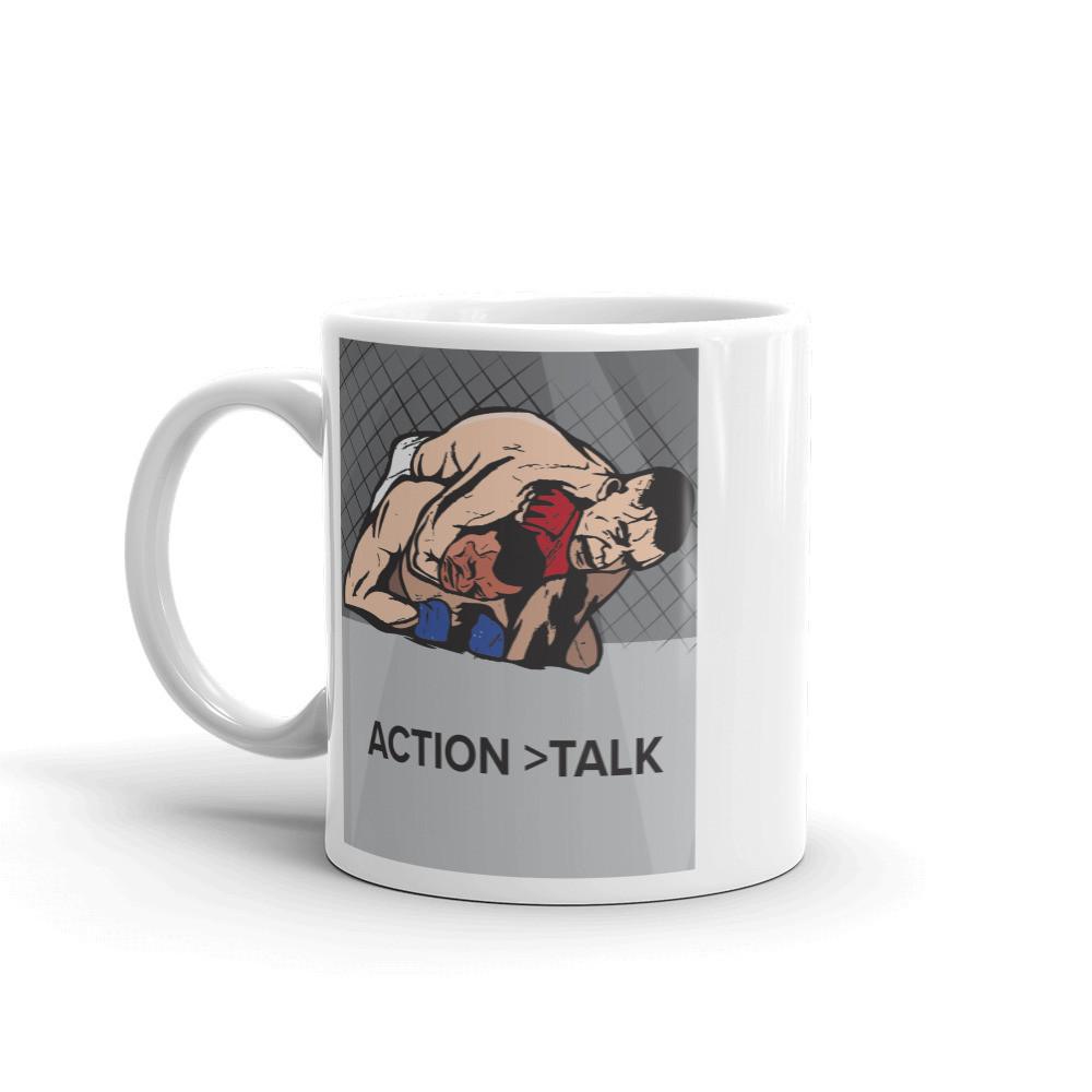 Action>Talk Mug