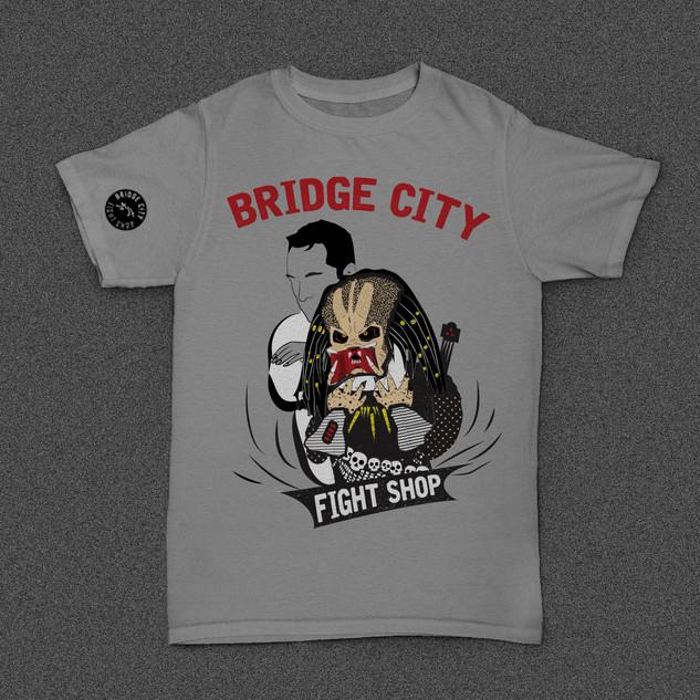 Bridge City Drastic Grafix Apparel Design illustration