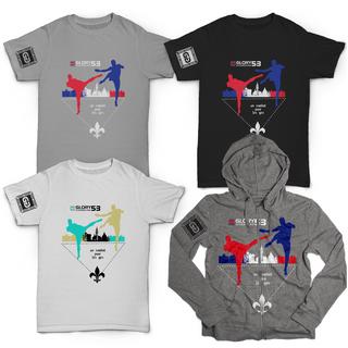 GLORY Kickboxing drastic grafix tshirt apparel