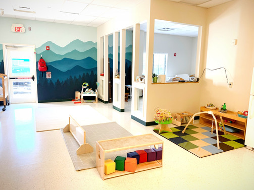 Our Infant Classrooms
