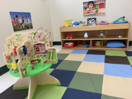 Infant Play Corner