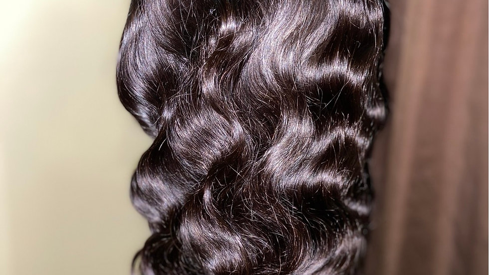 13x6 Transparent Lace Frontal Wig