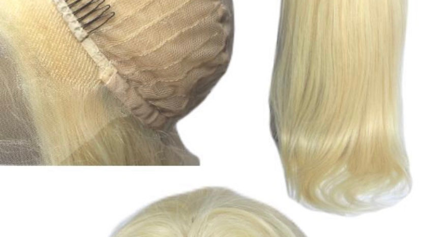 13x6 613 Blonde Frontal Wig