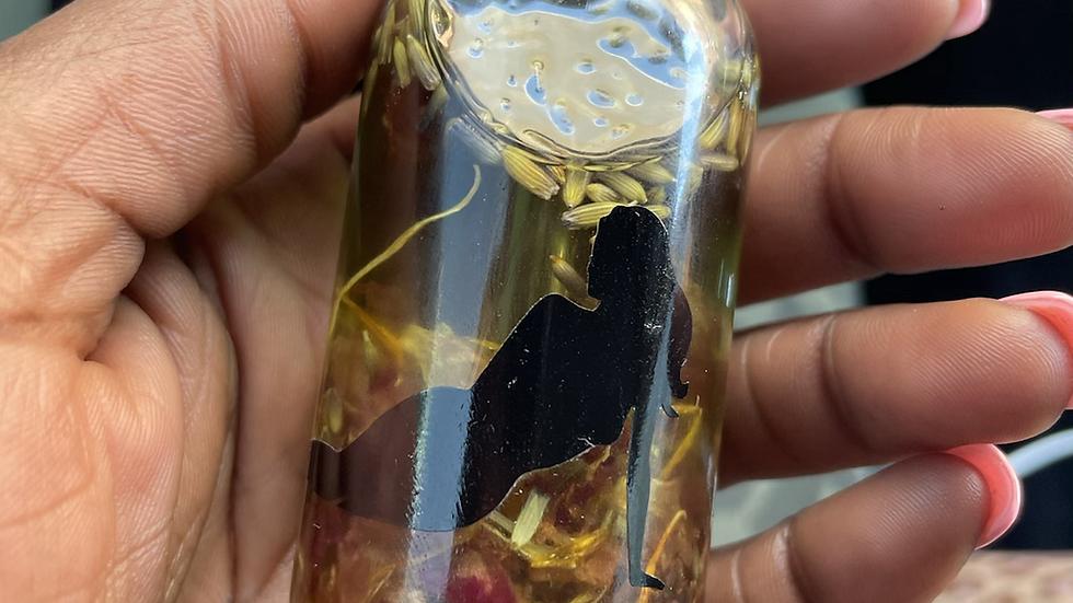 Lavender & Rose Oil