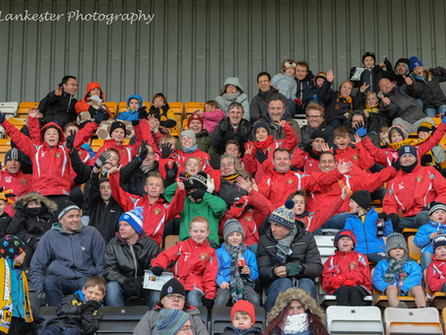 Cambridge United Day out