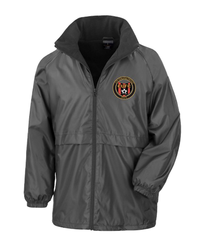 Black Rain Jacket - Adult Sizes