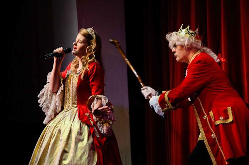 King Bentley & Queen Portia
