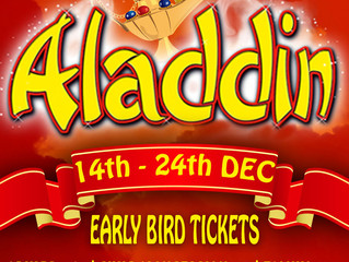 Aladdin 2019 - Returning To The Assembly Rooms
