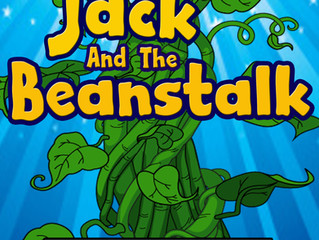 Jack And The Beanstalk ANNOUNCEMENT