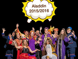 Cast Confirmed For Aladdin