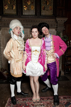 Lord Rupert, Verruca & Simple Simon