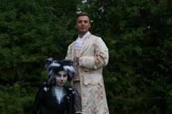 Cat and Dick Whittington (Olivia Shepherd & Scott Storey).JPG