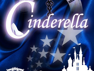 Cinderella Performance Dates 2014 - 2015