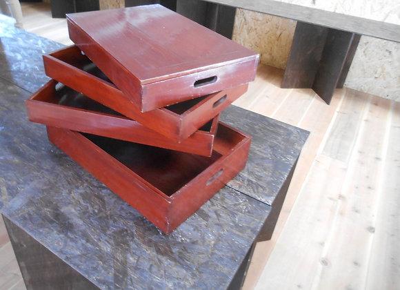 木製 運び盆