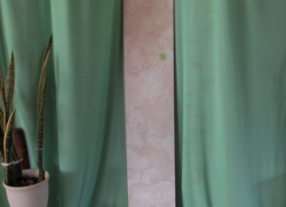 石目柄の化粧床材 A