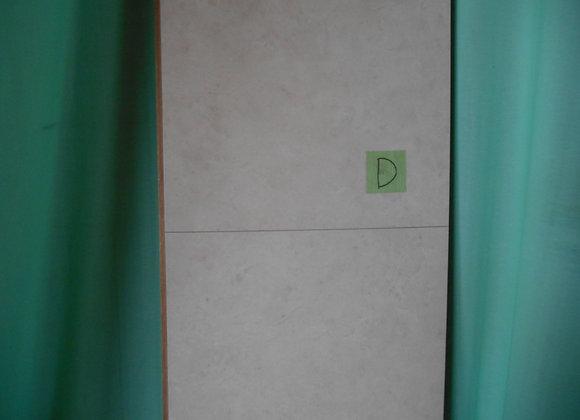 石目柄の化粧床材 D