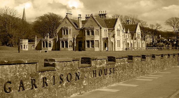 CCDC Garrison House background