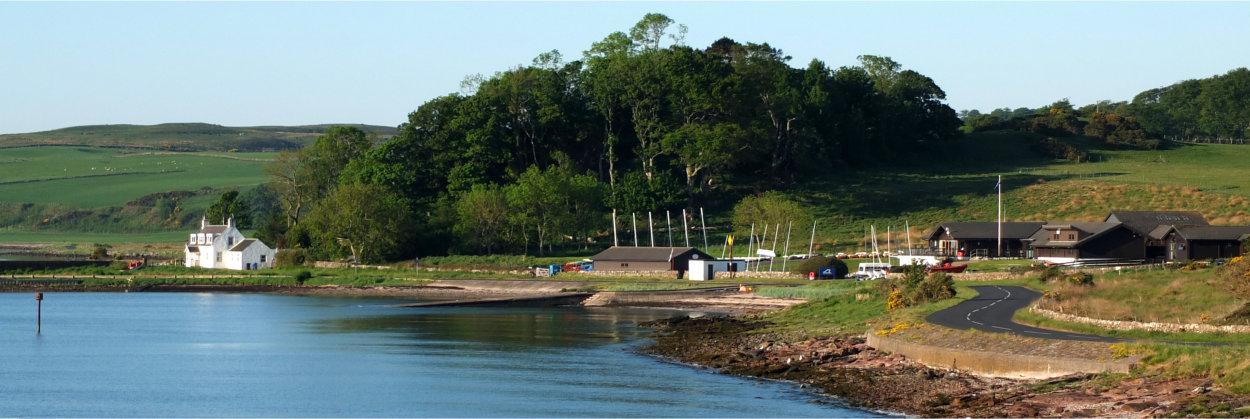 national sailing school Cumbrae