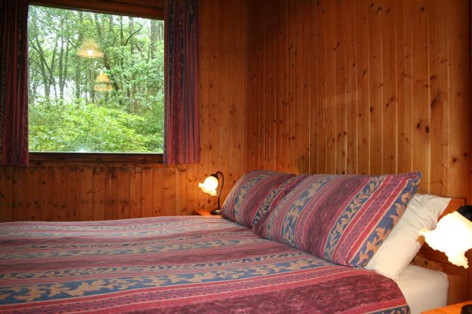 Double Bedroom - Lodge 3 - Arran