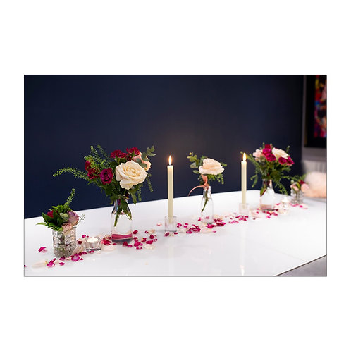 The Romantic Tabledecor