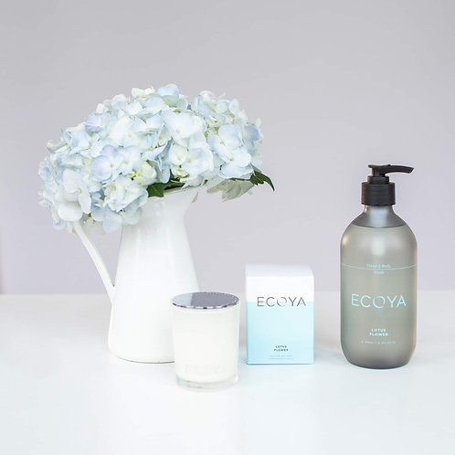 Luxe Floral Gift Set
