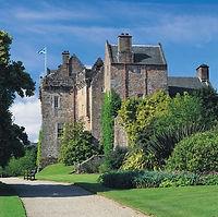 Brodick Castle, copyright Visit Arran