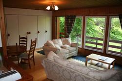 Interior Lodge 3 Arran