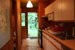 Kitchen - Lodge 3 - Arran
