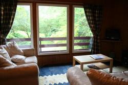 Interior - Lodge 3 - Arran