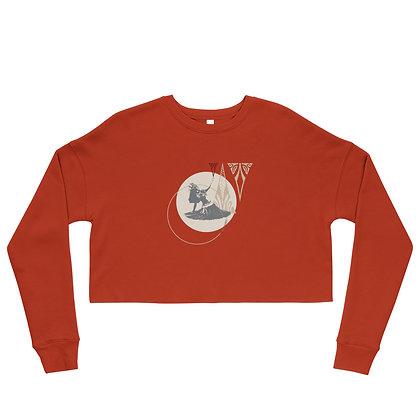 Hina Crop Sweatshirt