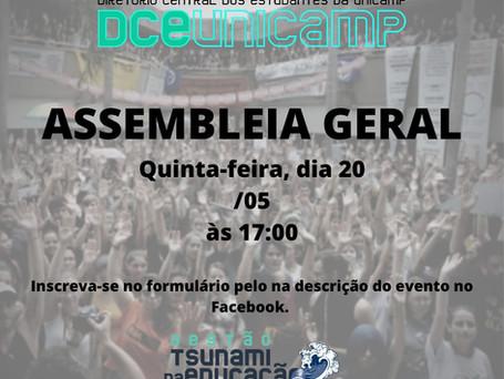 Assembleia Estudantil da Unicamp