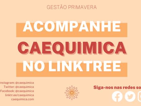 Divulgação: Linktr.ee do CAEQ