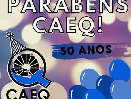 50 Anos de CAEQ!