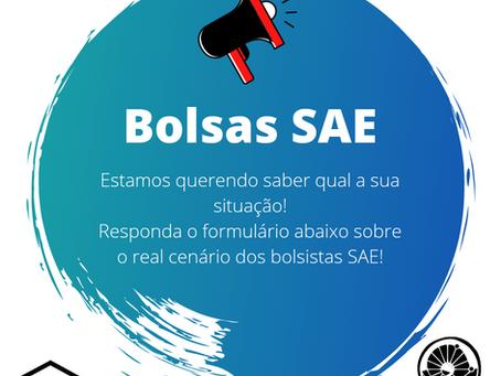Formulário - Bolsas SAE