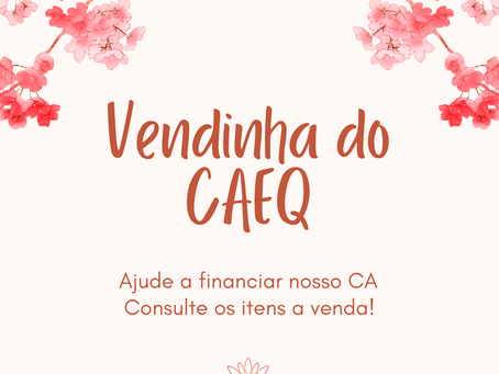 Vendinha do CAEQ