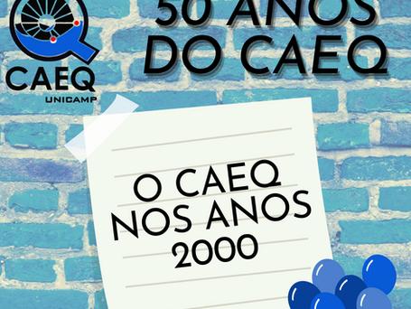 50 Anos do CAEQ - CAEQ nos anos 2000+