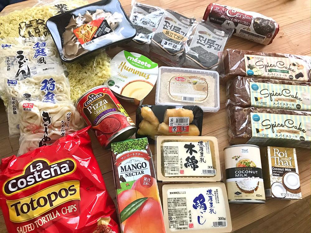 業務スーパー ヴィーガン Vegan Japan