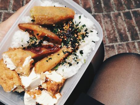 Five Vegan Bento Ideas