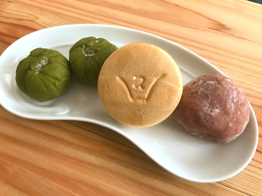 Vegan Wagashi Toraya Kobo Japan