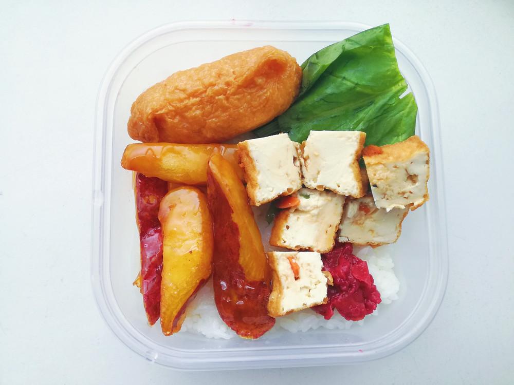 Vegan Bento Ideas JARI EATS