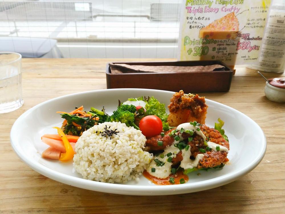 Vegan Lunch 麻心 Magokoro Kamakura Shonan