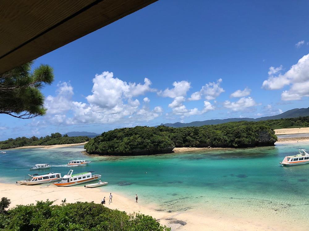 川平 石垣 Okiawa Island Kabira Bay